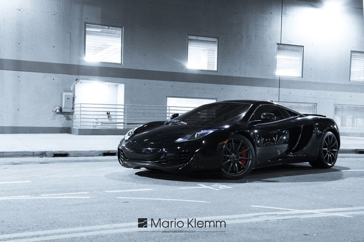 McLaren MP4-12C #losangeles #goldrushrally