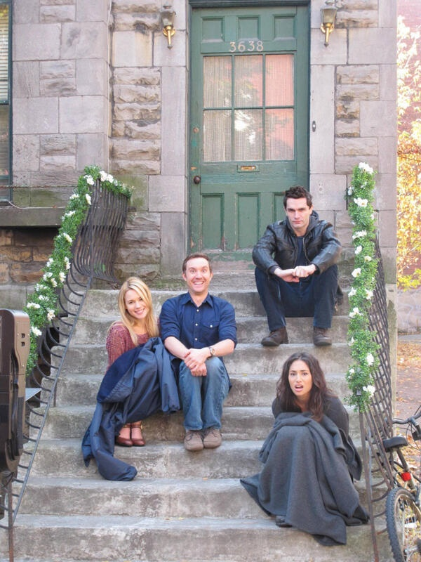 #Being Human US_ Syfy  Cast