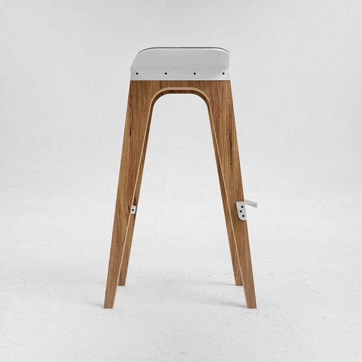 C5 bar stool by ODESD2. Designer: Zbroy Svyatoslav.