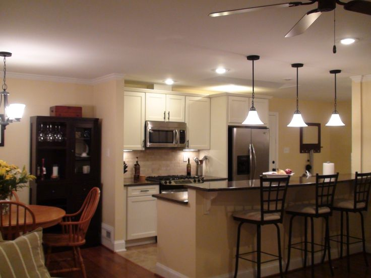 Kitchen Bar Lighting | Houzz