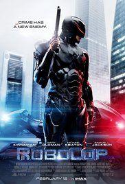 RoboCop Poster 2014