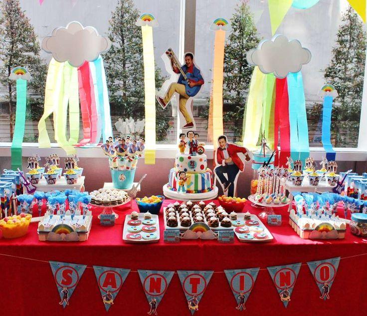 Topa y Los Rulos Party  | CatchMyParty.com
