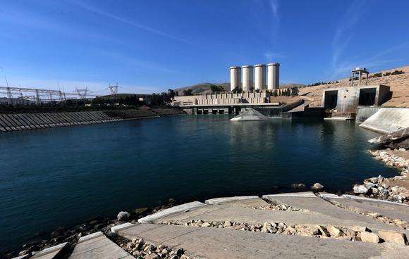 mosul dam | Mosul Dam