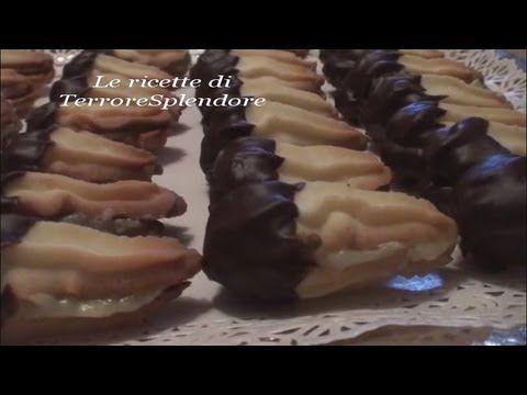 Biscotti Excelsior (biscotti al burro con ripieno di pasta di mandorle)
