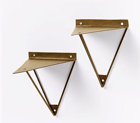 M s de 25 ideas fant sticas sobre mensulas para estantes en pinterest soportes de estanter a - Mensulas para estantes ...