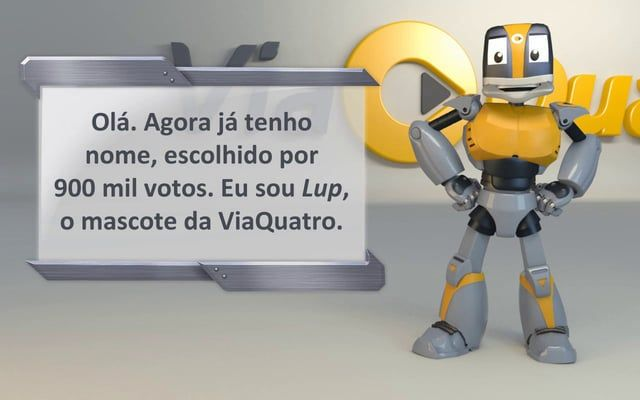 """Vídeo de divulgação do resultado da ação """"Nome do Mascote ViaQuatro"""", que contabilizou cerca de 1.7 milhão de votos. O simpático representante da Linha 4-Amarela do metrô de São Paulo agora tem um nome!"""