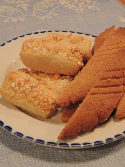 Svenske småkager – Karamel småkager og Finsk brød.