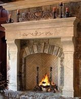 Standout Faux Stone Fireplace Designs! Stone Fireplace Designs Guide