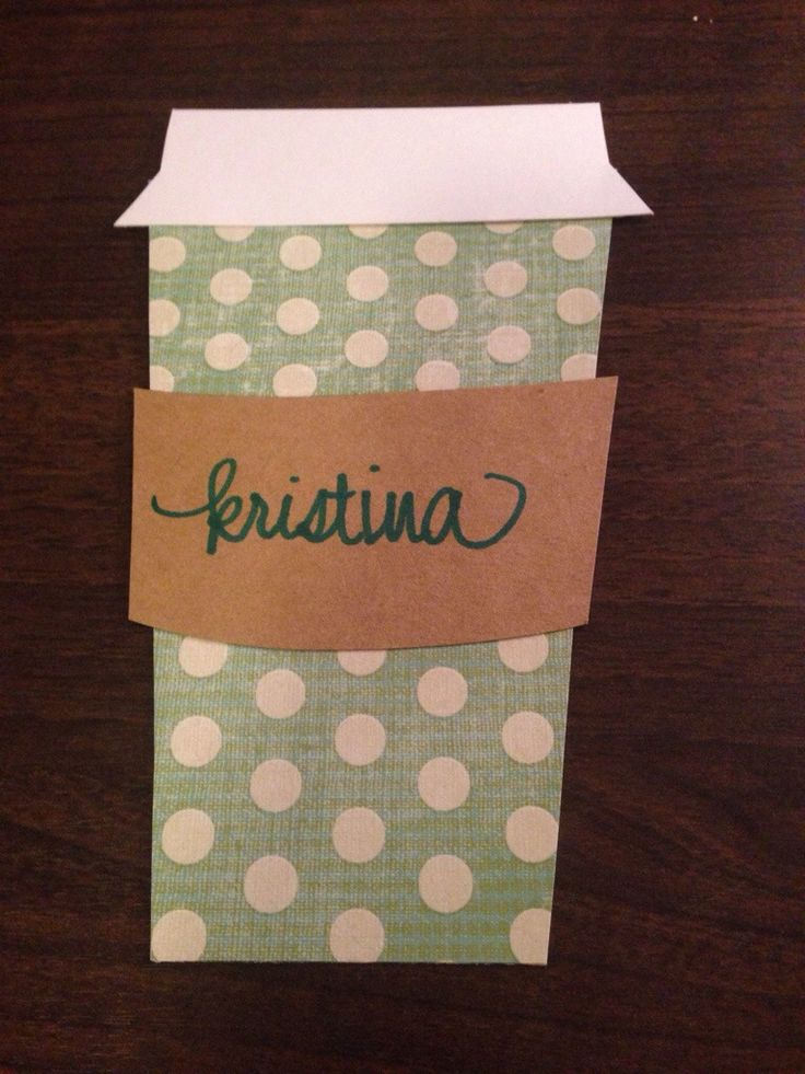 This post shall be short and sweet! Here's the Coffee Cup Templateto make this door dec. It also could make for a great handmade advertisement for a coffee themed program. Mix things up by using a...