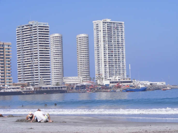 Its not Miami... Its Iquique - Chile - Cavancha Beach
