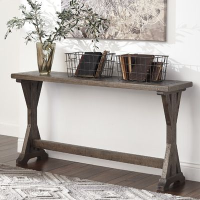 Signature Design by Ashley Valkner Console Table & Reviews | Wayfair