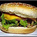 Idées de garnitures pour un hamburger maison