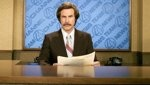 Ron Burgandy - The Sequel  Yeah!!  Stay Classy San Diego!!!