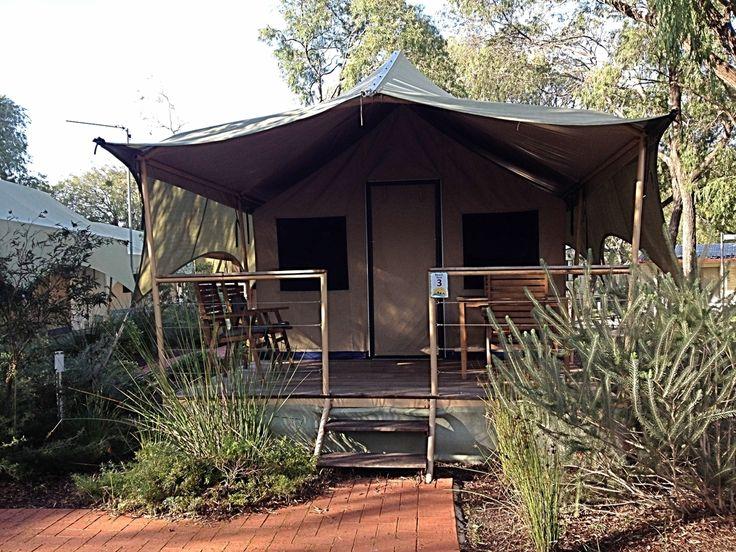 Amblin Holiday Park Safari Tents, Bussleton - Blog Reviews | - Buggybuddys