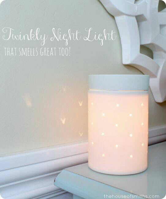 Wax warmer comes with three years warranty, safe to left on unattended, around children/ pets no harmful chemicals no burn risk as only warmers not burners and hundred plus scents to choose from Take a look on my web site  Sarah-heritage80.scentsy.co.uk Fab idea for gifts as wax is always a winning gift