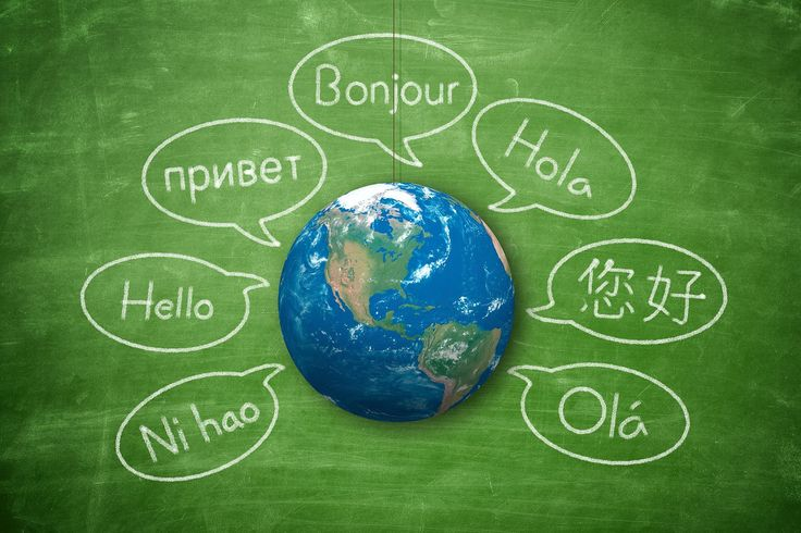 Infographic: How to Say Hello In French, German, Chinese, Japanese