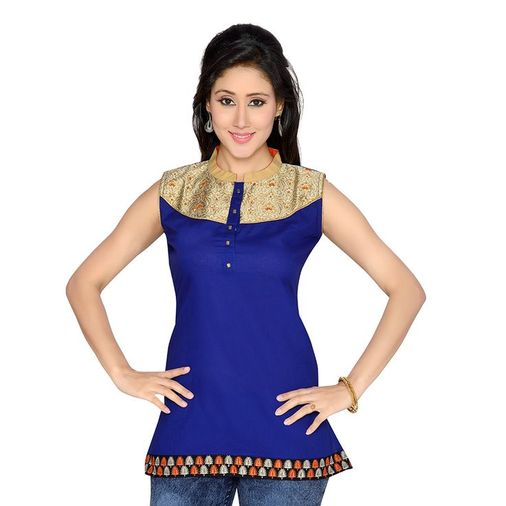 Kurtis: - with perfect for casual wear.