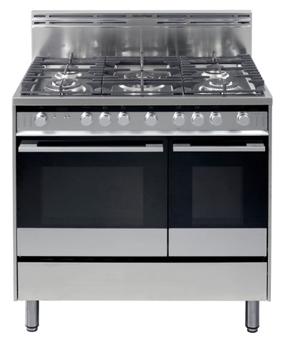 fisher and paykel freestanding oven manual