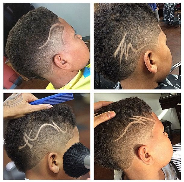 how to cut boy hair style clipper only