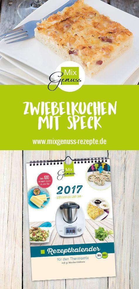 Zwiebelkuchen – MixGenuss Blog