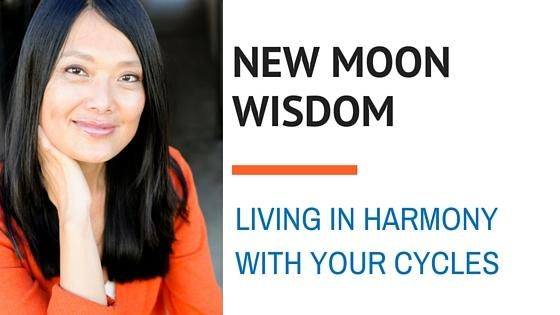 The Moon Cycle and The Menstrual Cycle