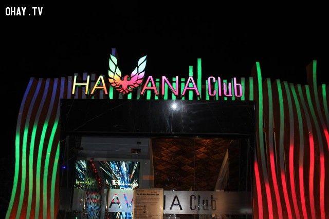 1. Havana Club