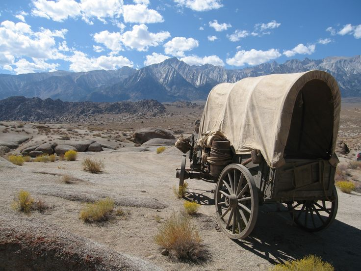 The Old West - Alabama Hills