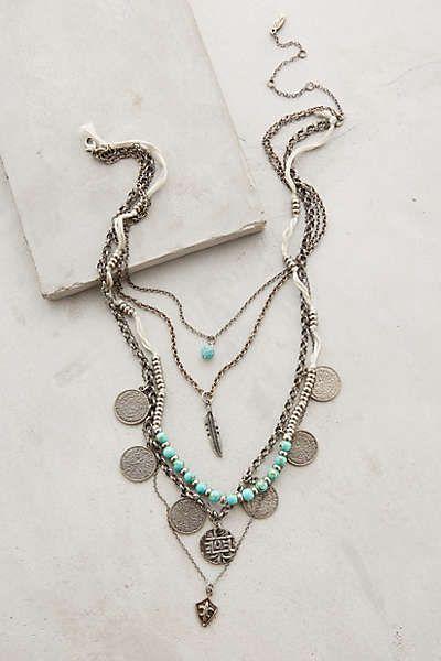 Anthropologie - Layered Sonho Necklace