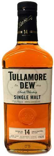 Tullamore Dew 14yr Single Malt Irish Whiskey
