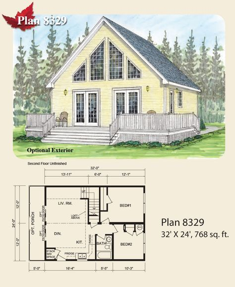 Home Plans  Disher Homes | Factory-Built Homes | St. Stephen, New