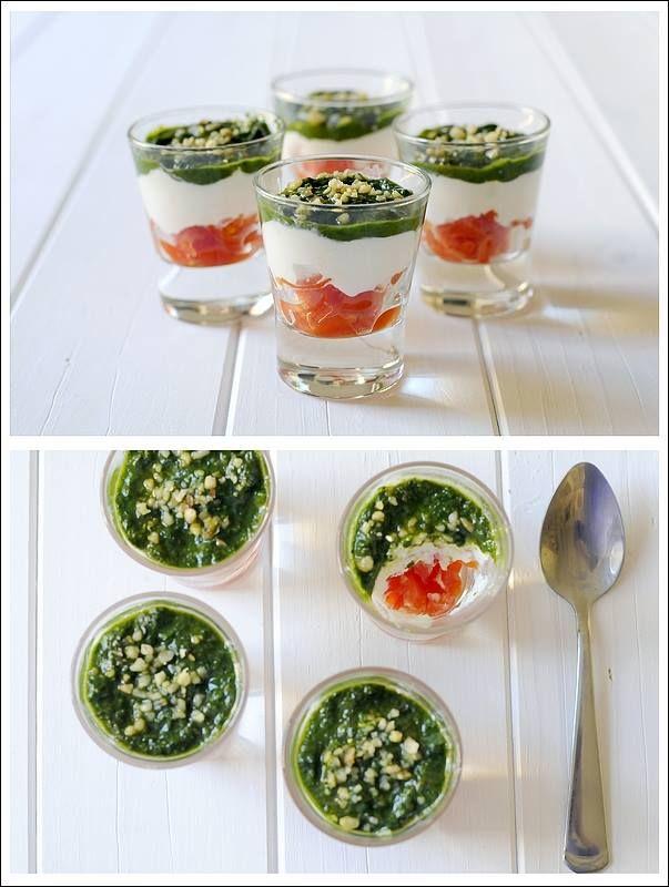 Tartarine di Pomodorini e Burrata con Noci e Salsa al Basilico: http://www.pixelicious.it/2015/01/30/tartarine-di-pomodorini-e-burrata-con-noci-e-salsa-al-basilico/