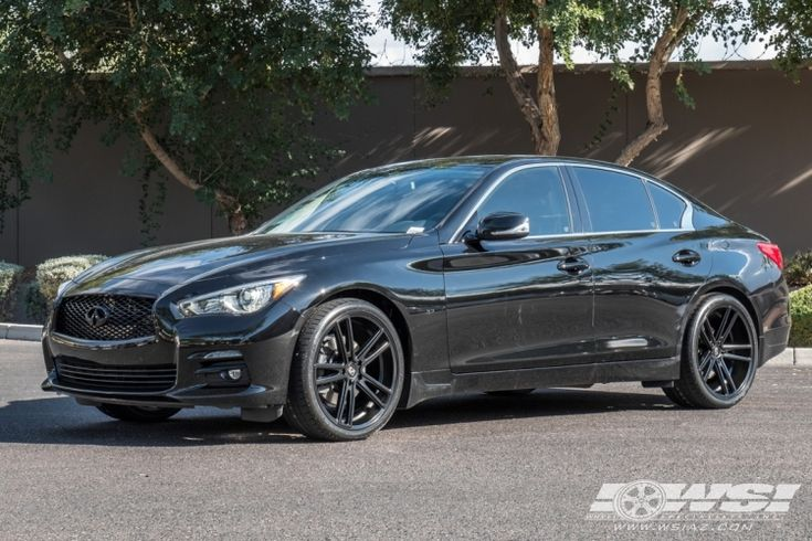 photo 1 Infiniti Q50 custom wheels Koko Kuture Massa-5 20x, ET , tire size / R20. x ET