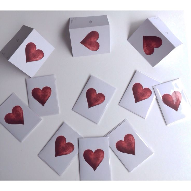 'simply red' cards...Valentine's Day or anytime's day! Print taken from an original artwork in acrylics by Claire Webber, Hobart, Tasmania webberclaire1@gmail.com