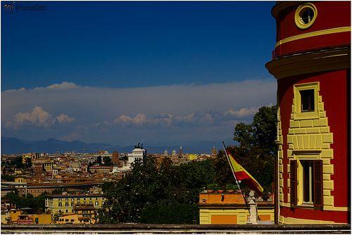 Reale Accademia di Spagna Roma