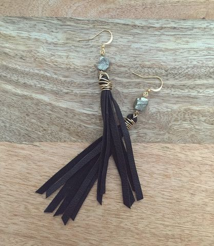 Raven & Riley - The Blake // @shopravenandriley on Instagram #ravenandriley #handmadejewelry #jewelry #boho