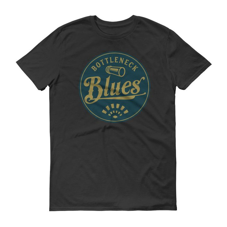 Bottleneck Blues shirt