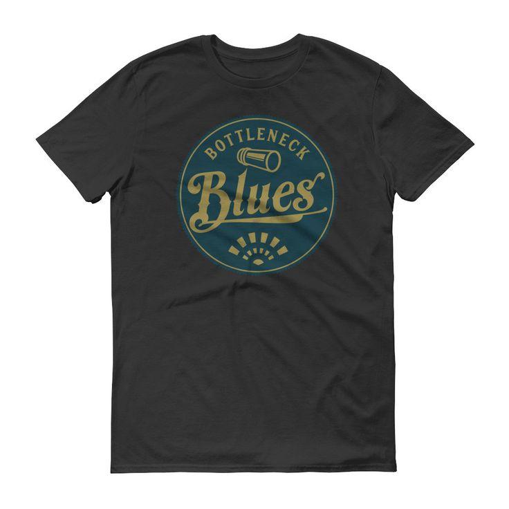 Bottleneck Blues shirt