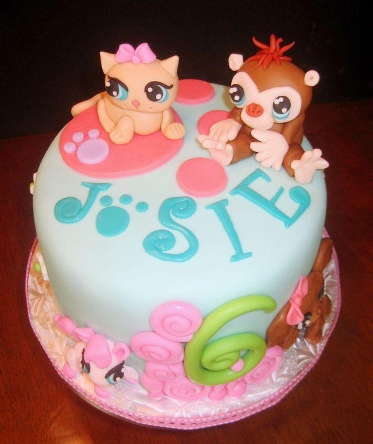 Littlest Pet Cakes For Birthday