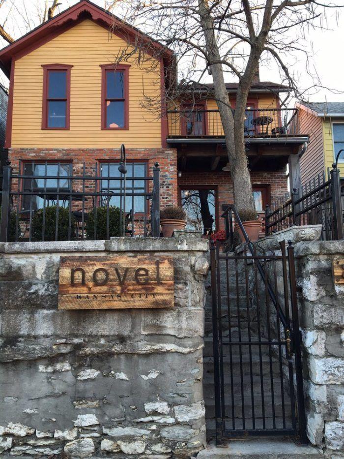 10. Novel – Kansas City