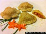 Ricetta Ravioli di grano saraceno con zucca e patate