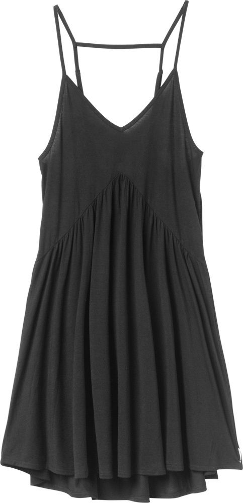 Versatile black dress, perfect for summer, considering all I wear is black