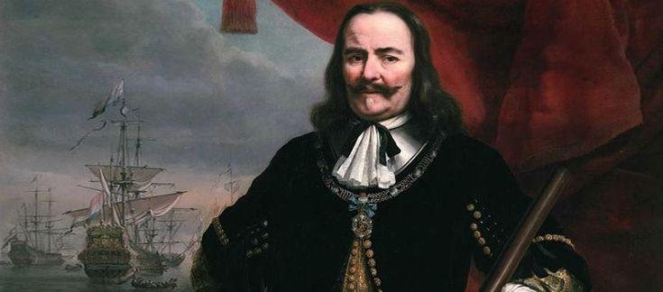 Michiel werd geboren als Michiel Adriaenszoon. Een paar jaar later voegde hij er 'De Ruyter' aan toe. Heel lang dachten mensen dat 'De Ruyter' te maken had met een oom van Michiel die als ruiter in het leger van prins Maurits werkte. Dit was niet waar. De Ruyter betekend waarschijnlijk 'ruiten' of 'roven' van vrijbuiter of kaperkapitein. In 1636 kreeg Michiel zijn eerste tocht als kaperkapitein, in dienst van de Vlissingse familie Lampsins.