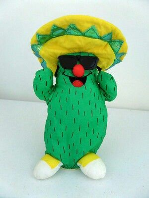 Cactus dancing toy my grandpa used to have this along for Talking fish toy