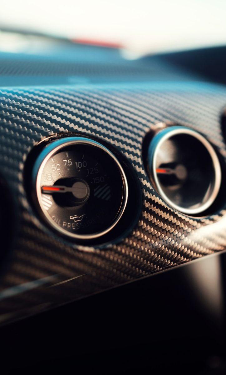 Carbon Fiber Ford Bronco Wallpaper