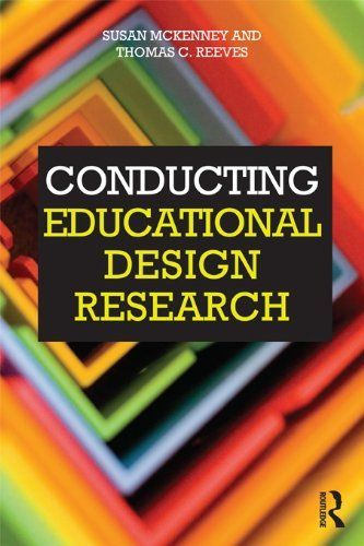 Conducting Educational Research Design by Susan McKenney. $10.19. 256 pages. Publisher: Routledge (March 12, 2012)
