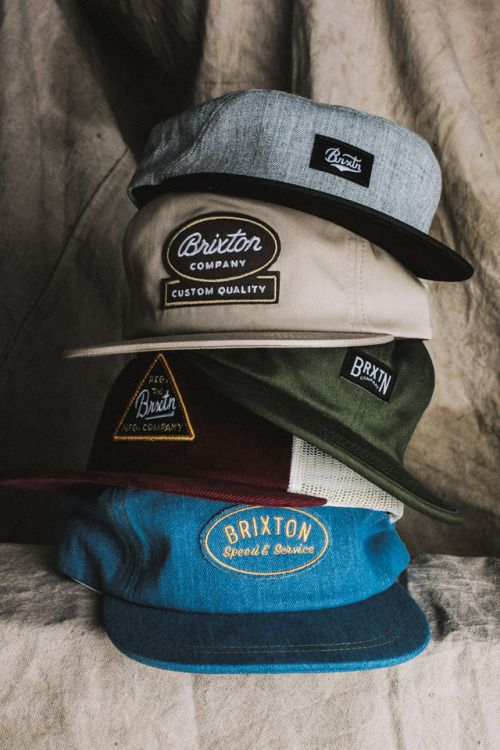 So many new caps! #brixton