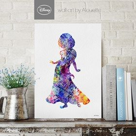 Princess Jasmine Disney Wall Art - Poster Α3
