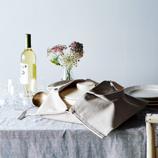 Canvas Casserole Tote on Food52