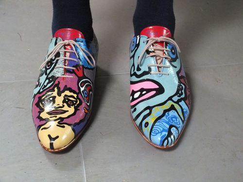 Mascolori shoes : www.pieterzandvliet.com | pieterzandvliet