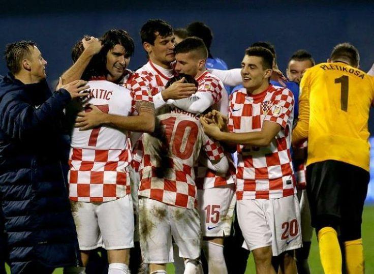 Seleccion de Croacia